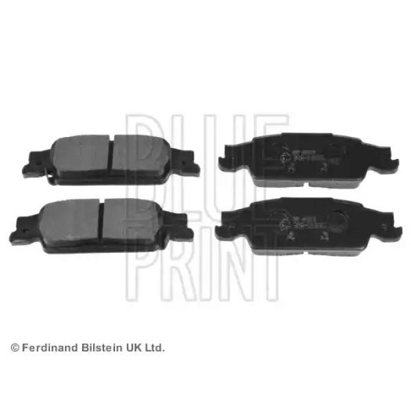 Rear Brake Pad Set BLUE PRINT ADA104250-00