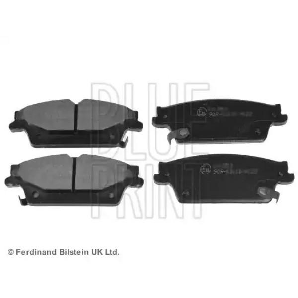 Rear Brake Pad Set BLUE PRINT ADA104252-00