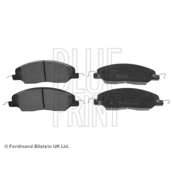 Front Brake Pad Set BLUE PRINT ADA104256-00