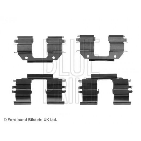 Brake Pad Fitting Kit BLUE PRINT ADG048600-00