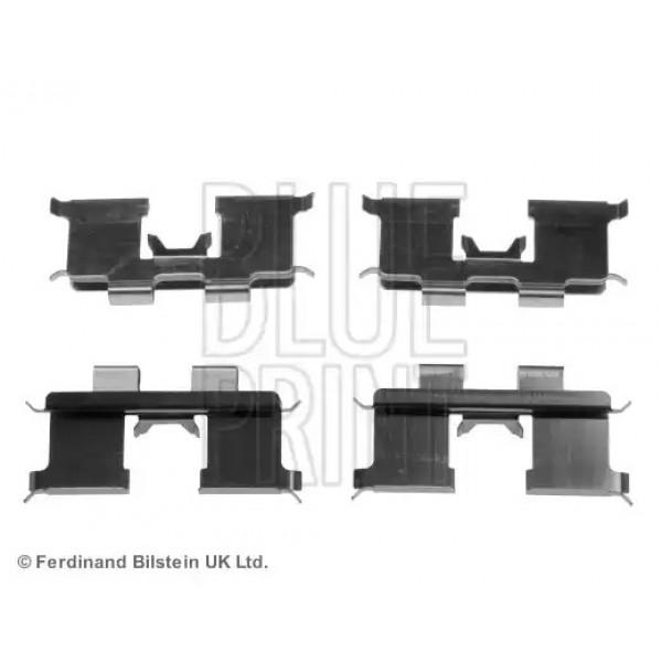 Brake Pad Fitting Kit BLUE PRINT ADG048603-00