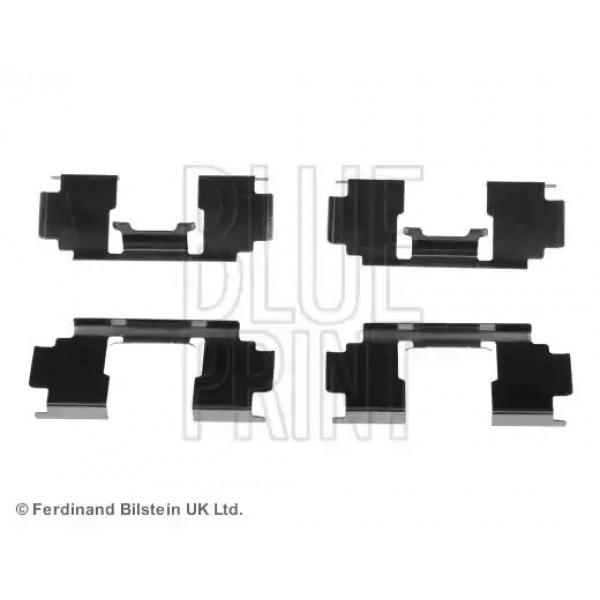 Brake Pad Fitting Kit BLUE PRINT ADH248603-00