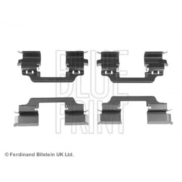 Brake Pad Fitting Kit BLUE PRINT ADH248604-00