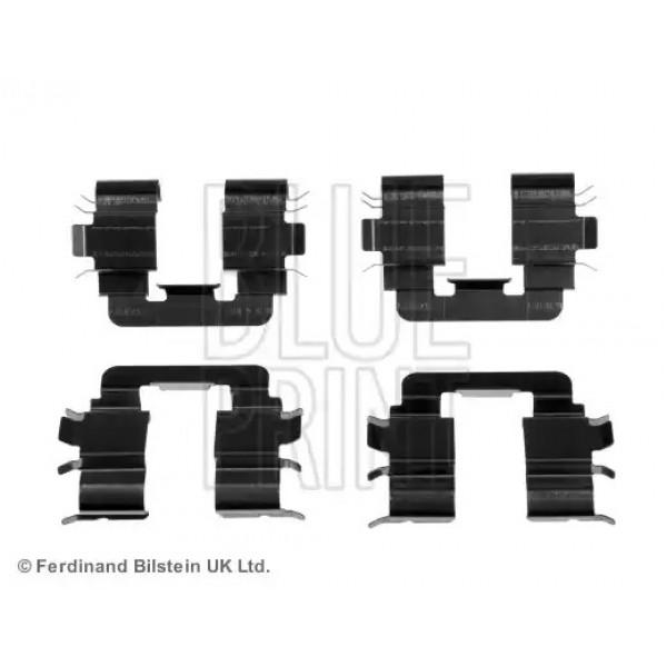 Front Brake Pad Fitting Kit BLUE PRINT ADN148600-00