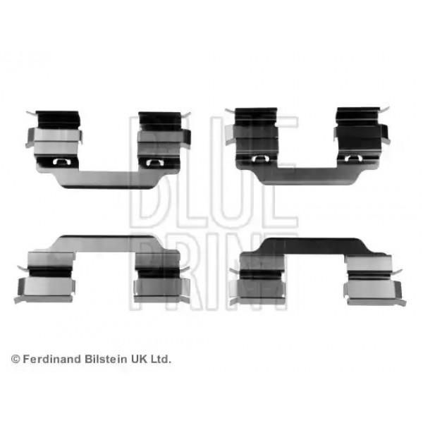 Front Brake Pad Fitting Kit BLUE PRINT ADN148601-00