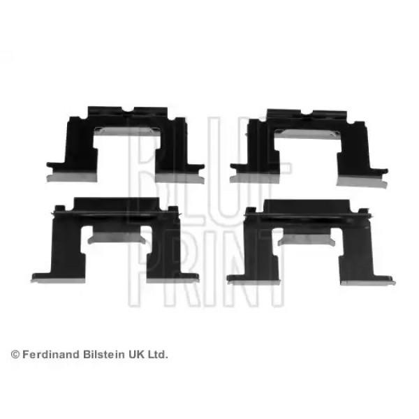 Front Brake Pads Fitting Kit BLUE PRINT ADN148606-00