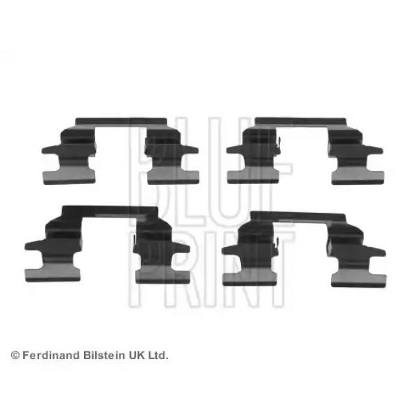 Brake Pad Fitting Kit BLUE PRINT ADN148607-00