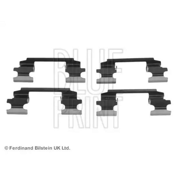 Brake Pad Fitting Kit BLUE PRINT ADN148608-00