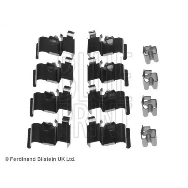 Brake Pad Fitting Kit BLUE PRINT ADT348610-00