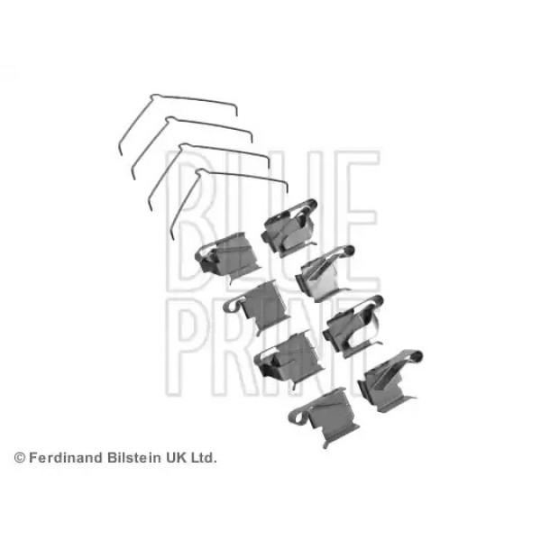 Brake Pad Fitting Kit BLUE PRINT ADT348612-00
