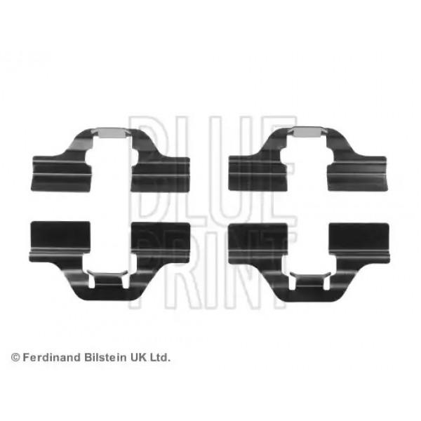 Rear Brake Pad Fitting Kit BLUE PRINT ADV1848601-00