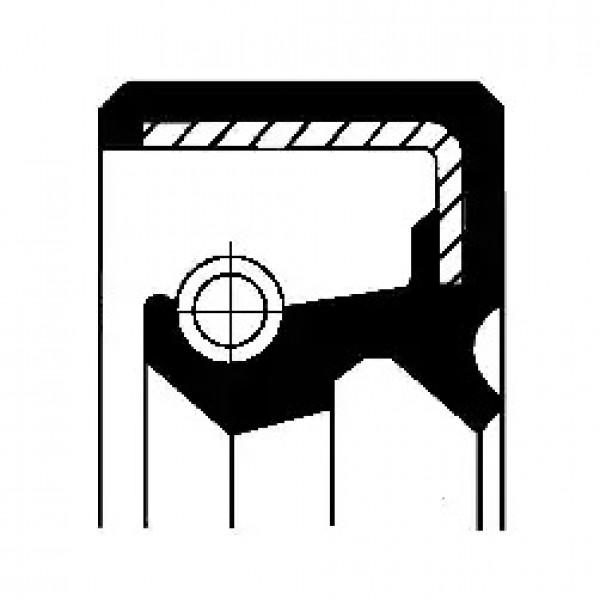 Shaft Seal, manual transmission CORTECO 19033656B-00