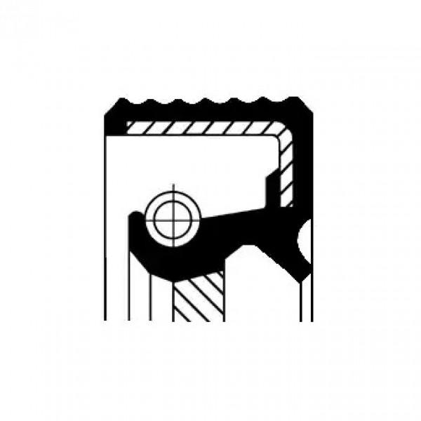 Shaft Seal, manual transmission CORTECO 19036891B-00