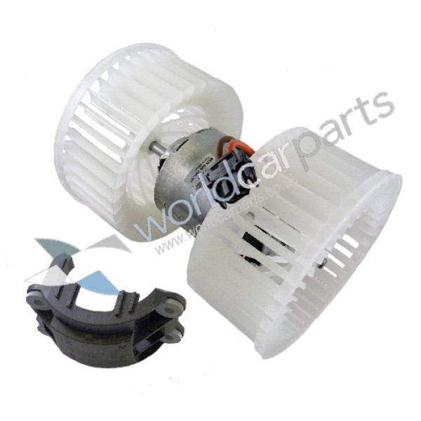 BMW 3 (E46), X3 (E83) Heater Blower Motor + Fan