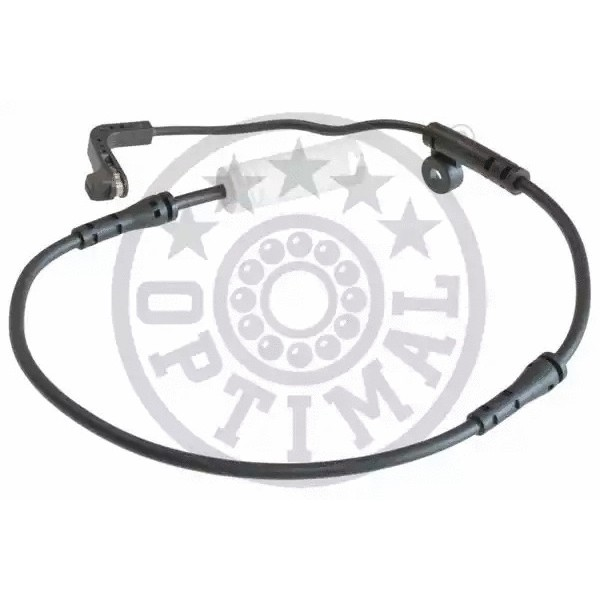 Front (left ro right) Brake Pad Wear Warning Sensor OPTIMAL WKT-60009K-00
