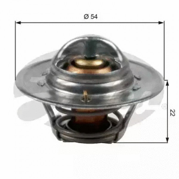 Thermostat GATES TH12782G1-00