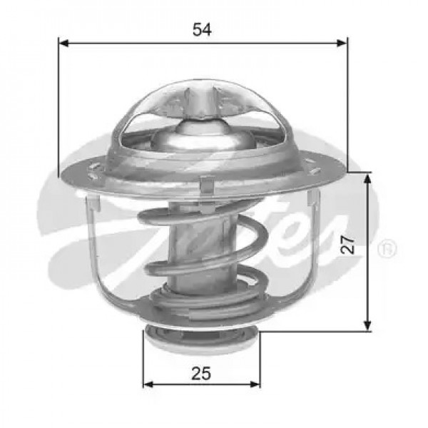 Thermostat GATES TH23685G1-00