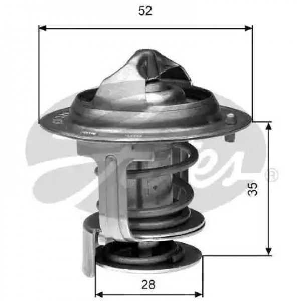 Thermostat GATES TH29484G1-00