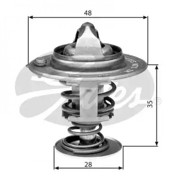 Thermostat GATES TH30082G1-00