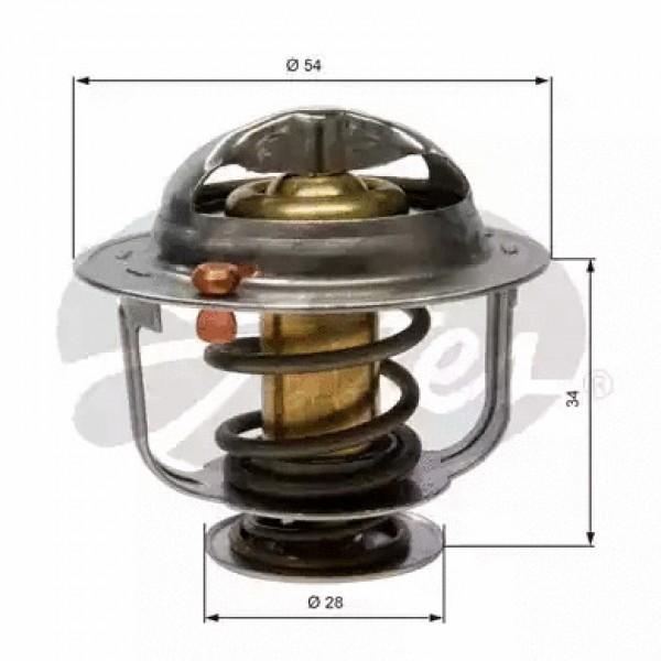 Thermostat GATES TH31782G1-00