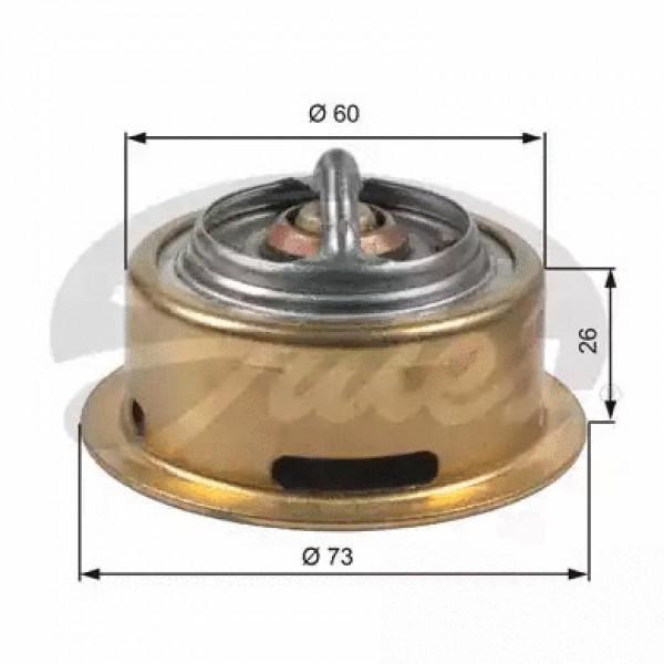 Thermostat GATES TH47370G1-00