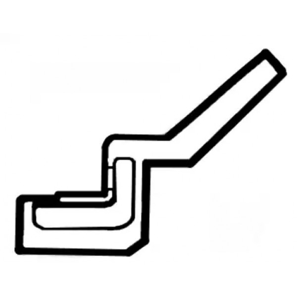 Shaft Seal, wheel hub CORTECO 19026232B-00